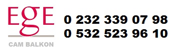 ege cam balkon telefon numaraları