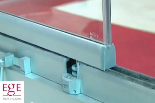 ısıcamlı cam balkon sistemi