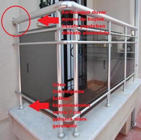 cam balkon nerlere uygulanabilir