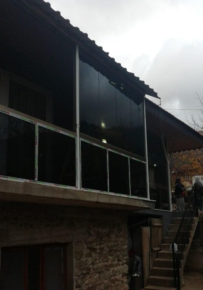 cam balkon üreticisi
