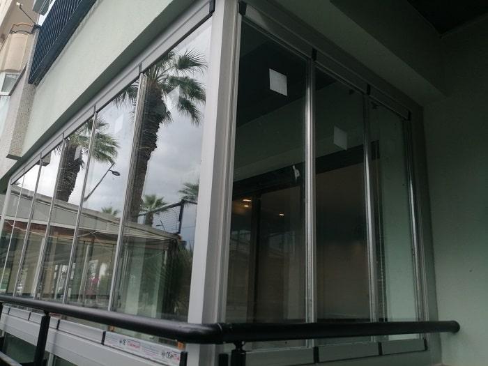 ısıcamlı cam balkon izmir