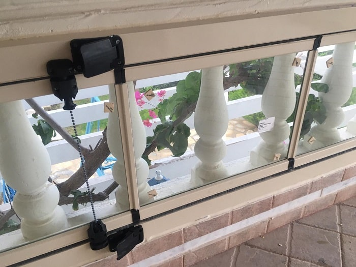 slidex cam balkon
